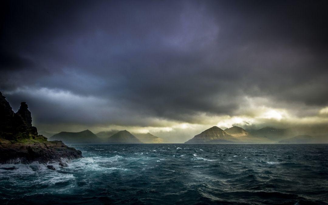 La tempête et l'éveil